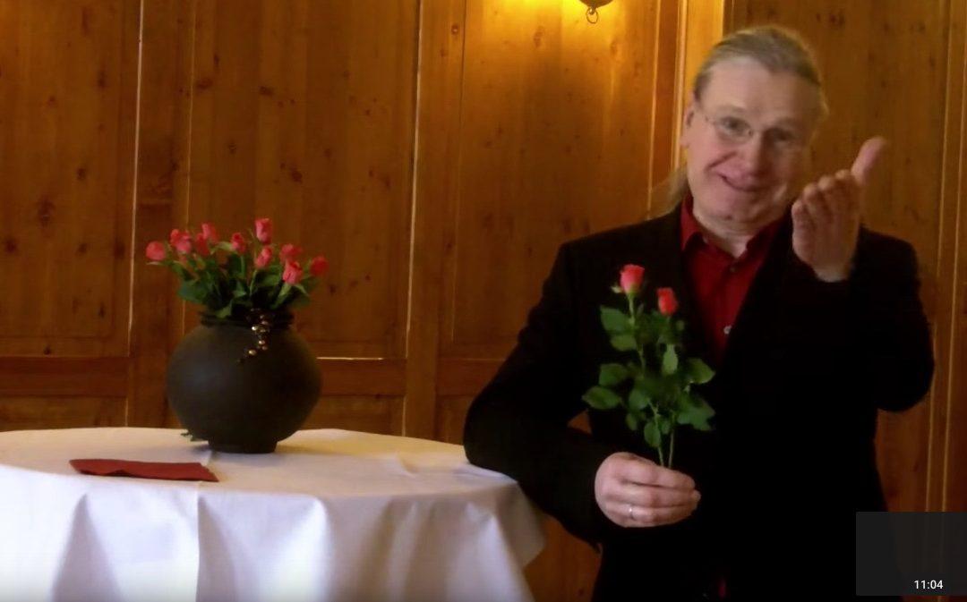 Video: Was Sie von einem Rosenverkäufer lernen können